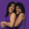 Cristina and Kathy from sMothered Season 2