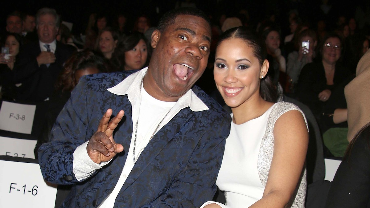 tracy morgan with ex wife sabina