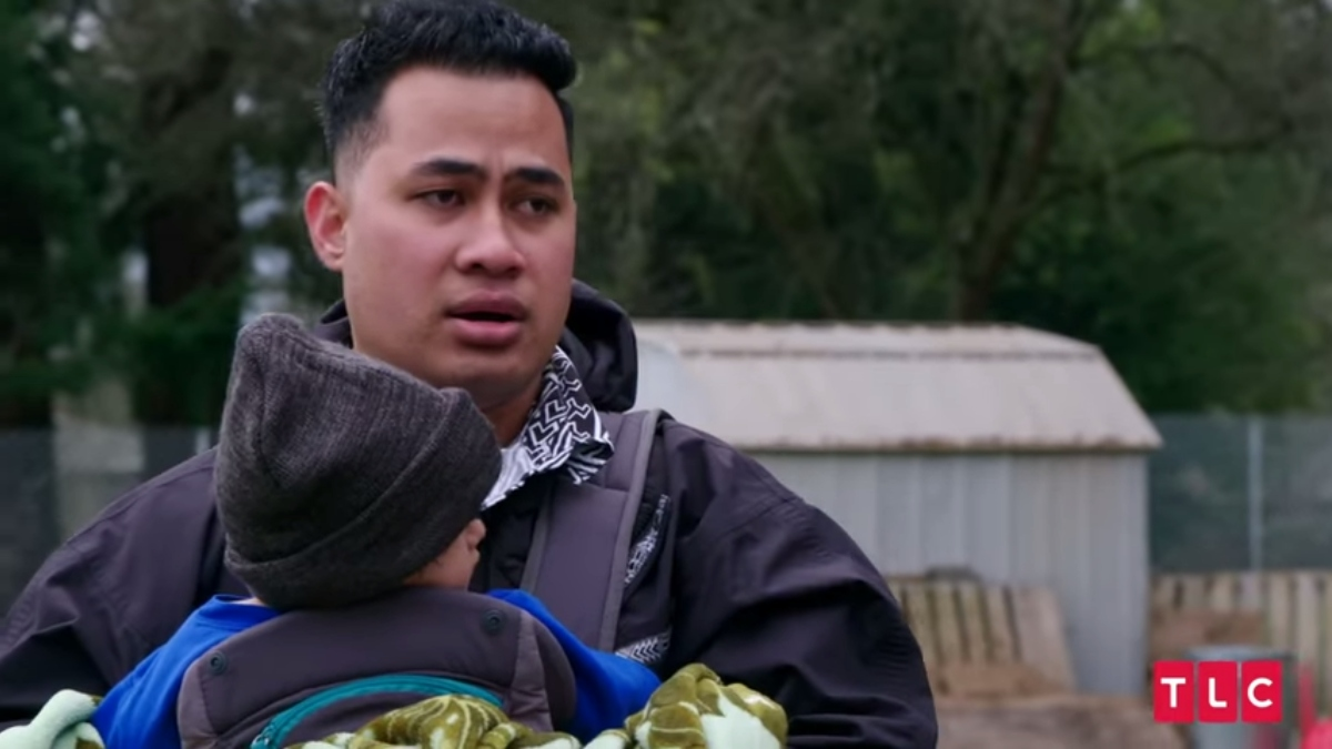 Asuelu on 90 Day Fiance: Happily Ever After? Pic credit: TLC