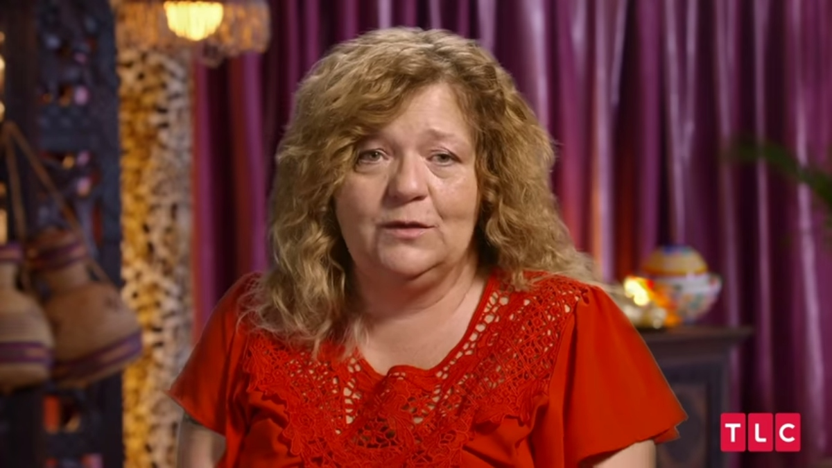 Lisa on 90 Day Fiance: Before the 90 Days. Pic credit: TLC