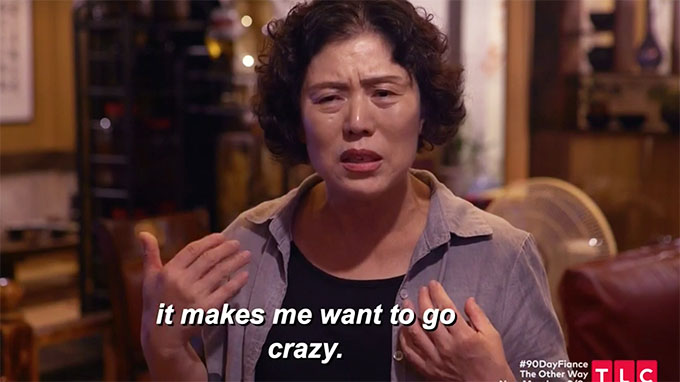 90 day fiance other way jihoon's mom saying it makes her go crazy