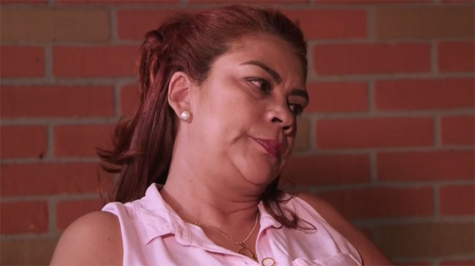 90 day fiance other way Melyza's mom looking mad