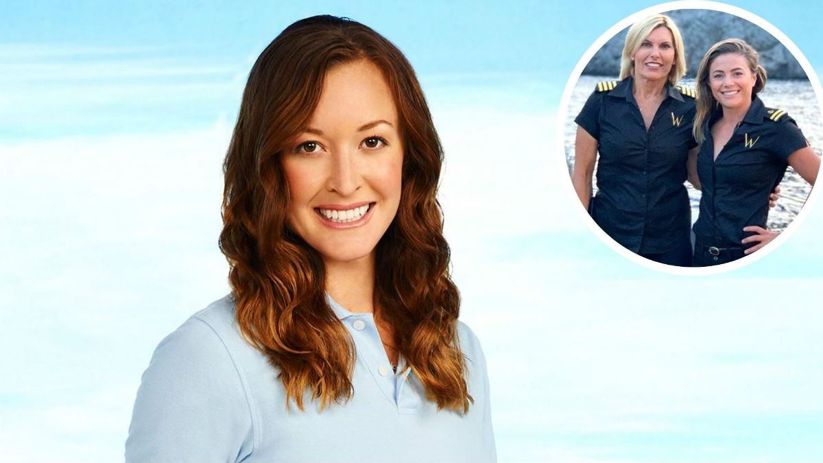 Below Deck alum Adrienne Gang has harsh words for Captain Sandy Yawn and Malia White's actions on Below Deck Mediterranean.