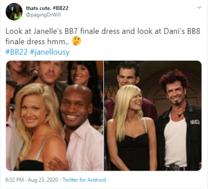 Two Big Brother Dresses