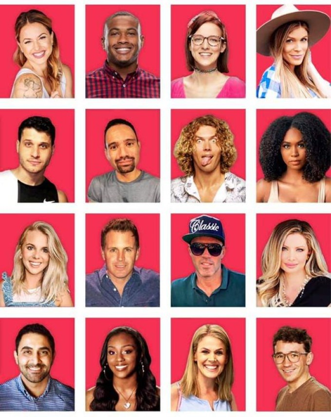 BB22 Real Cast