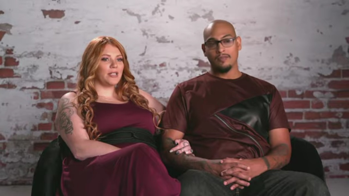 Brittany and Marcelino from Life After Lockup.