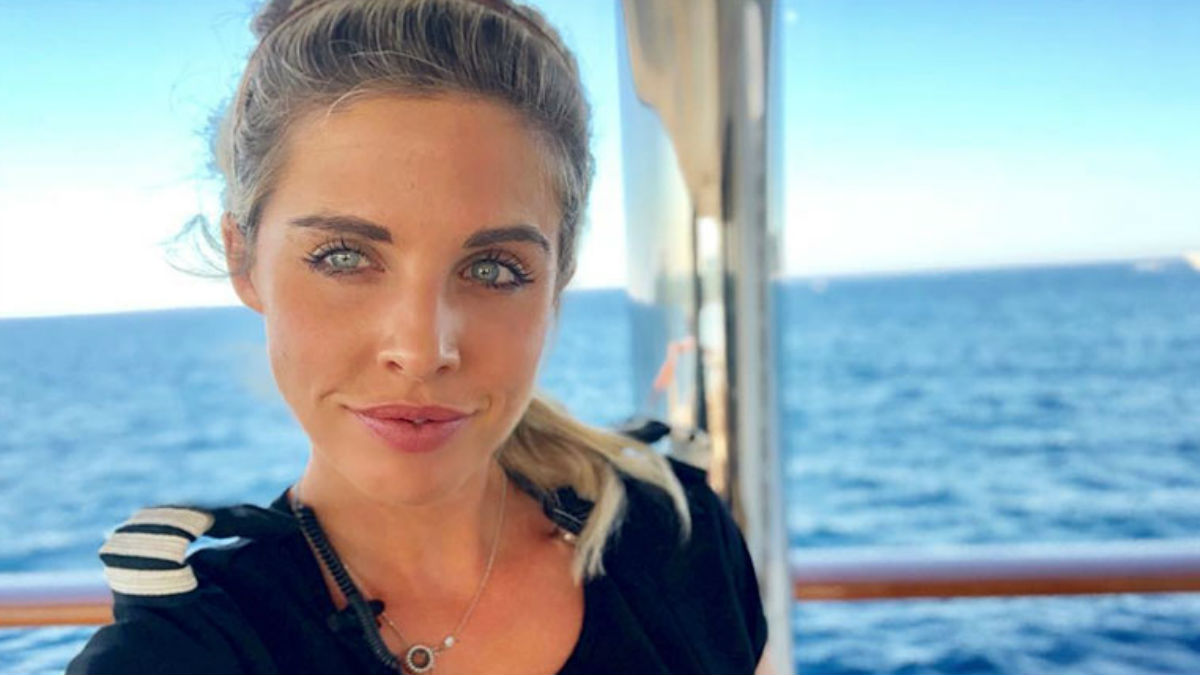 Bugsy Drake wants to spread love amid Below Deck Med crew drama.