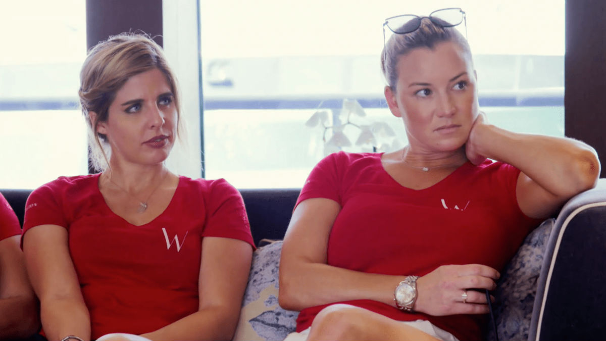 Hannah doesn't want Below Deck Med fans blaming Bugsy for Malia drama.