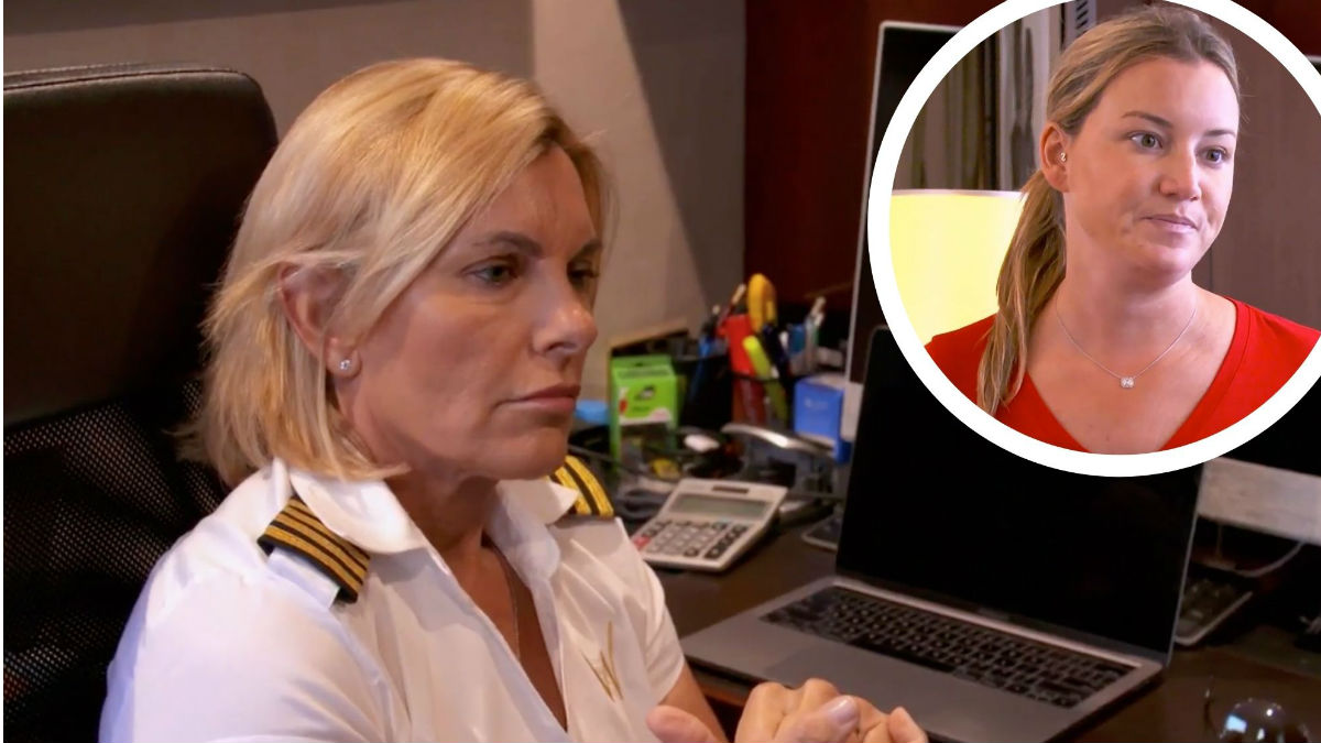 Captain Sandy Yawn has reveaeled the real reason she fired Hannah Ferrier from Below Deck Mediterranean.