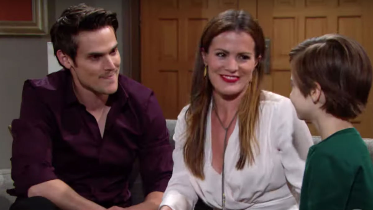Melissa Claire Egan dishes future of Chelsea and Adam on The Young and the Restless.