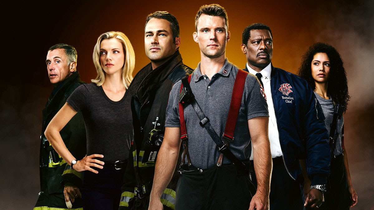 Chicago Fire Season 9 release date
