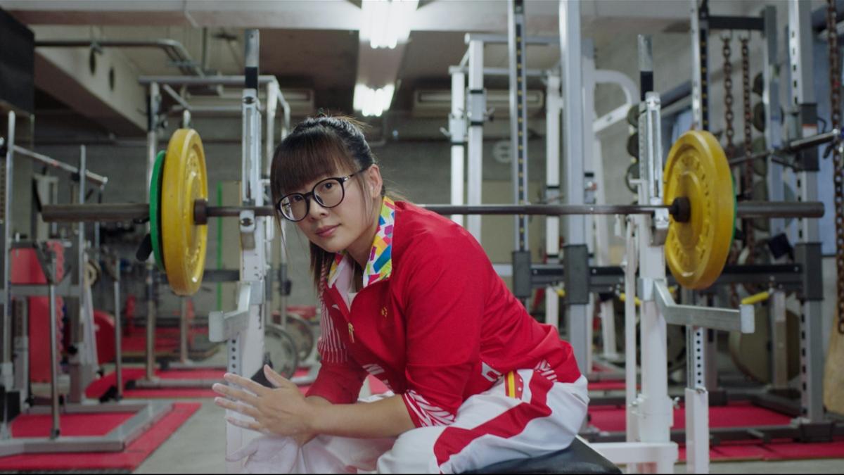 Paralympian Cui Zhe from Rising Phoenix