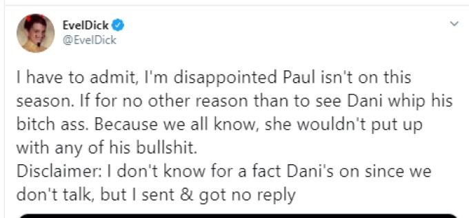 ED On Paul