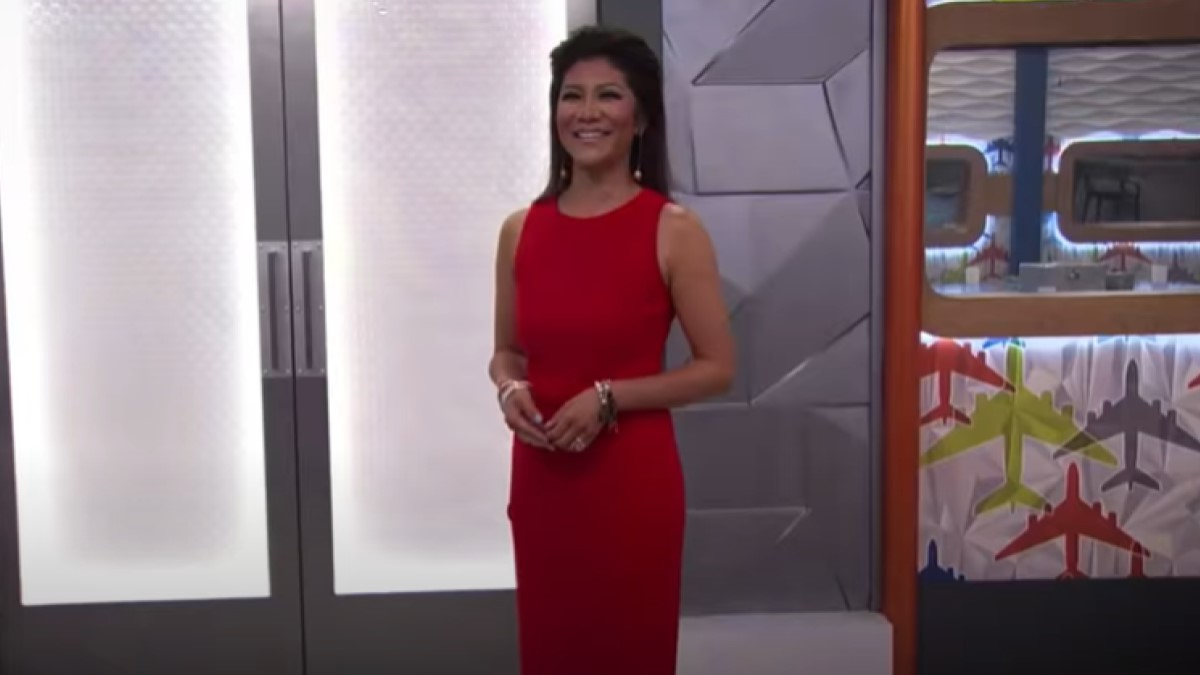 Host Julie Chen