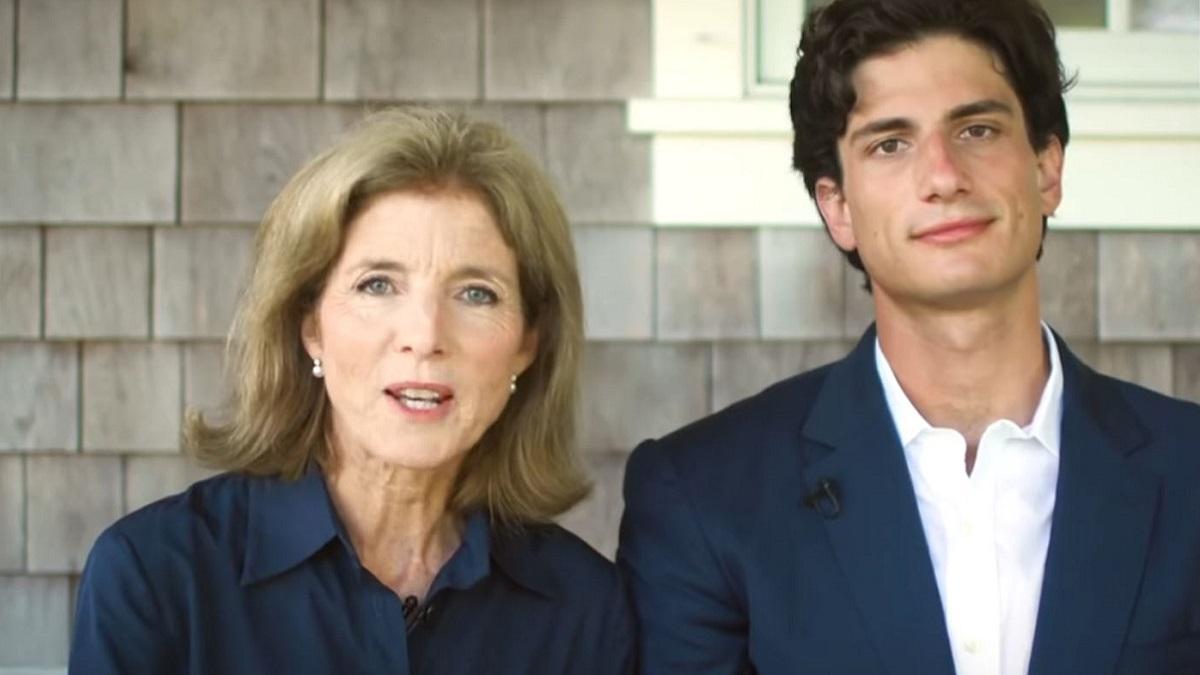 JFK's grandson Jack Schlossberg