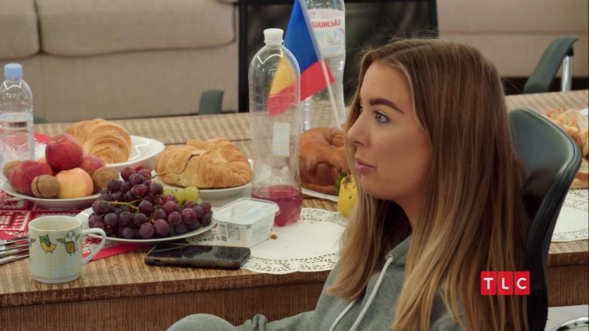 "Jen called Moldovan food ""peasant food'"
