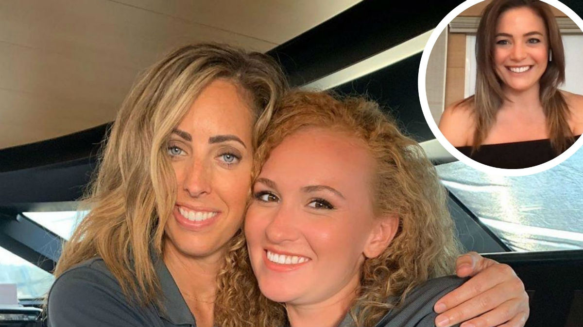 Jenna and Ciara from Below Deck Sailing Yacht are bashing Malia from Below Deck Med over cabin uproar.