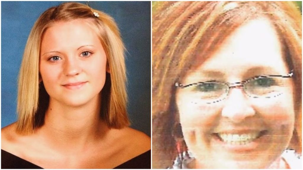 Family pics of Jessica Chambers and Theresa Still