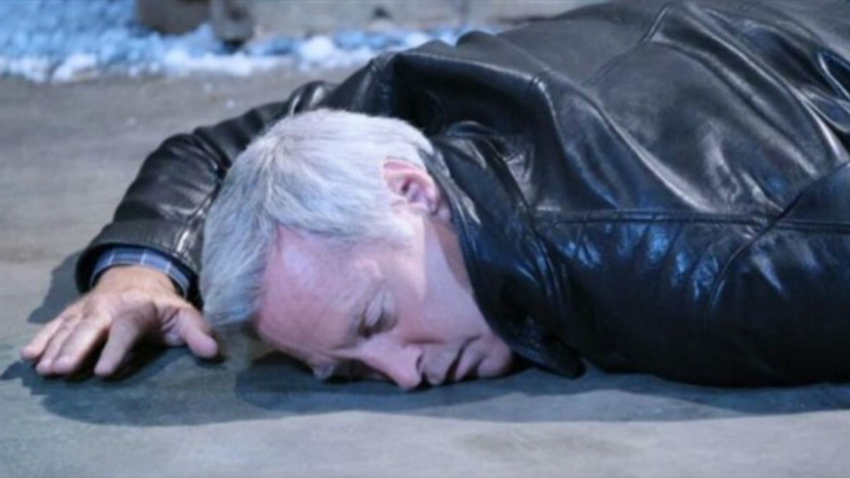 Days of our Lives spoilers tease John collapses after a fight with Sami.