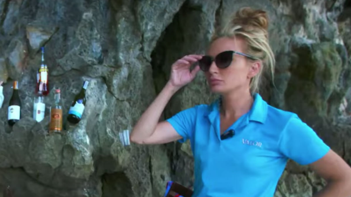 Kate Chastain has a new show on Bravo to talk all things Below Deck Mediterranean.
