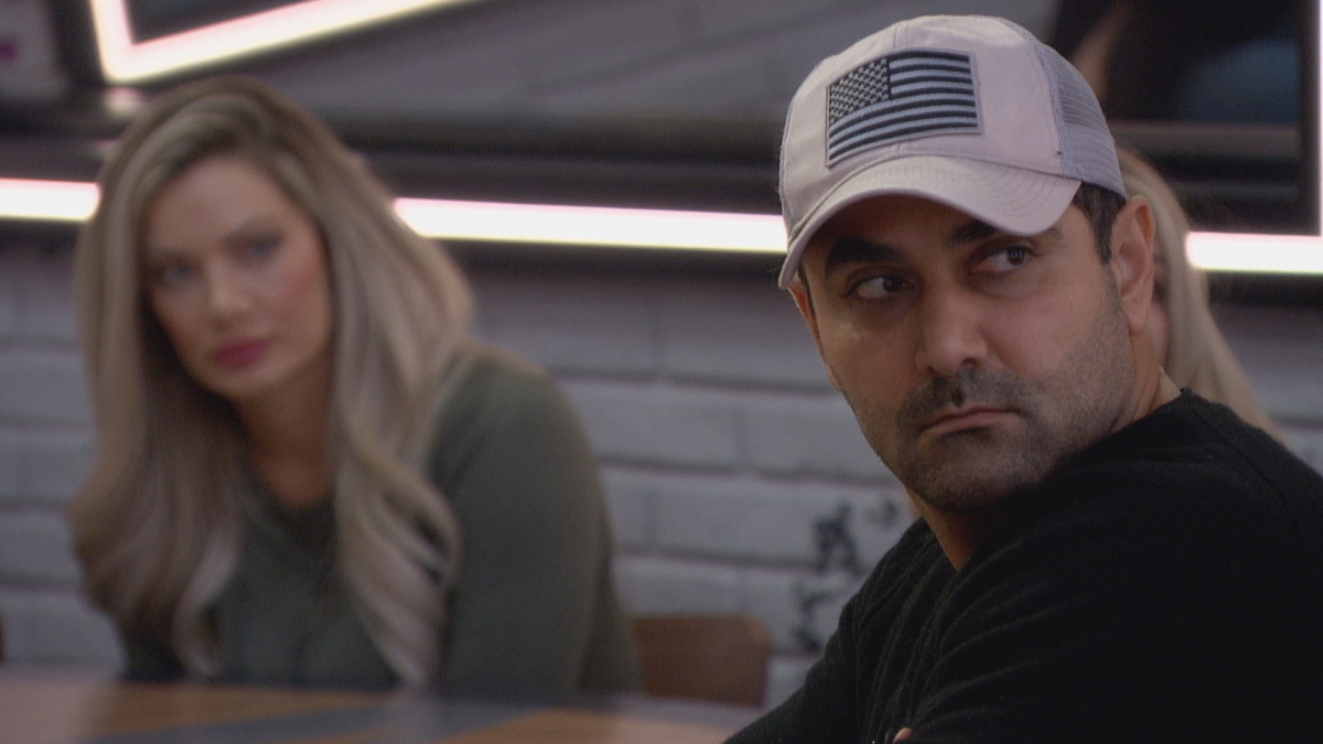 Kaysar And Janelle On BB22