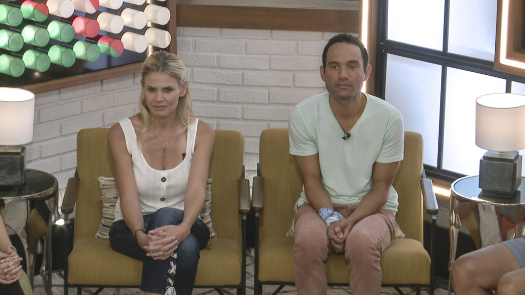 Keesha And Kevin On BB22