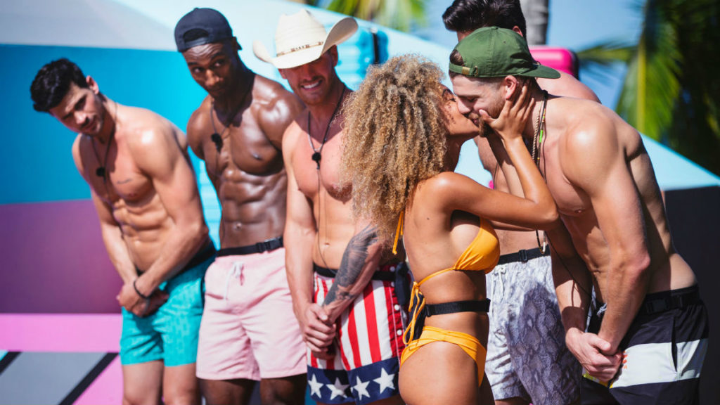 CBS has set a premiere date for Love Island USA Season 2.