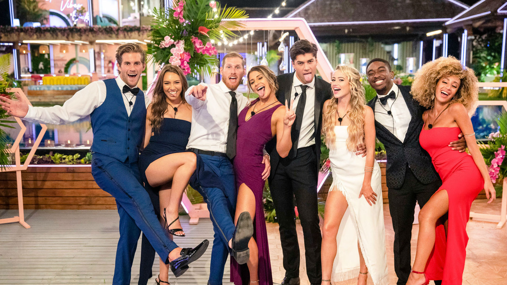 Love Island USA Season 1 couples who is still together and who called it quits.