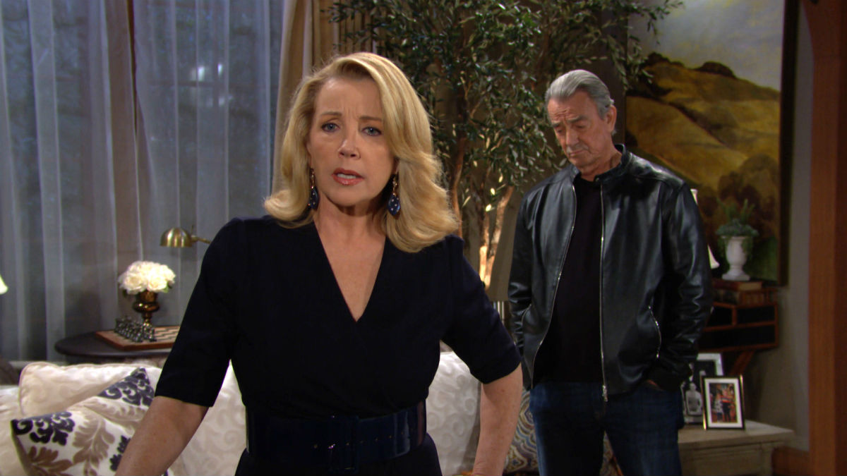 Melody Thomas Scott dishes new normal on The Young and the Restless set.