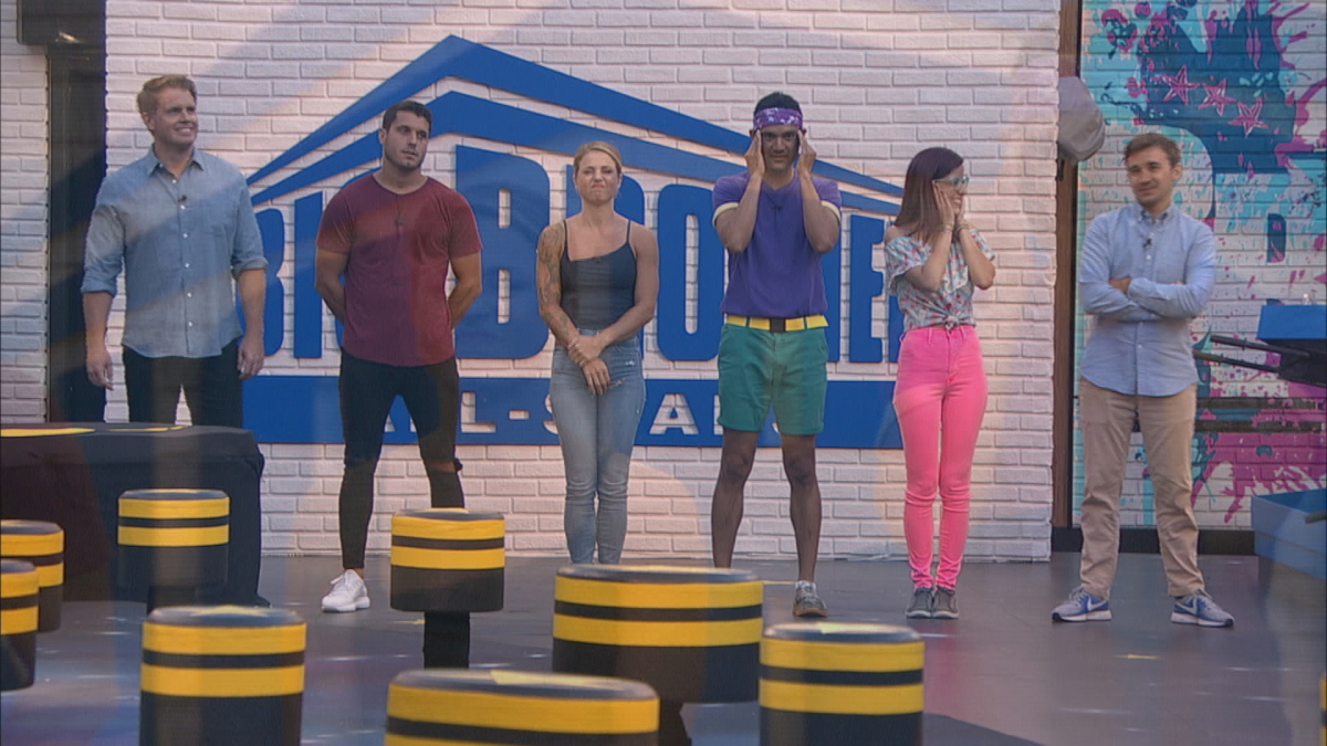 First HOH Competition