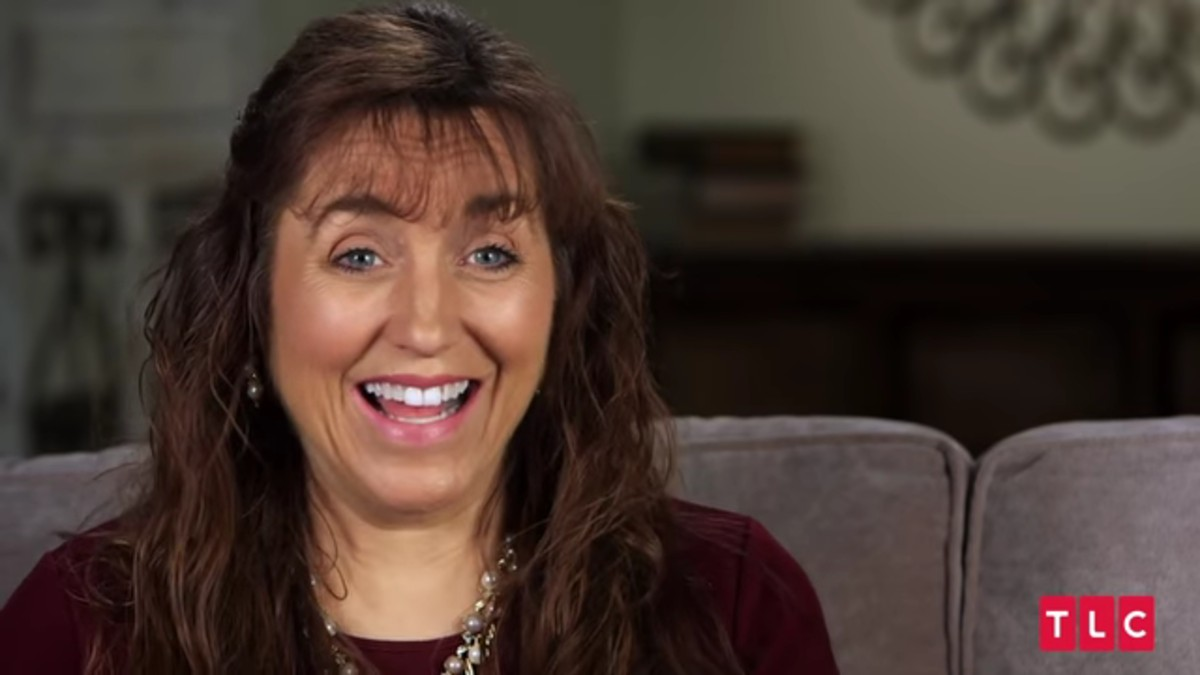 Michelle Duggar on Counting On