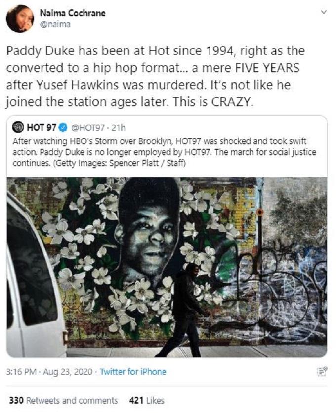 Paddy Duke