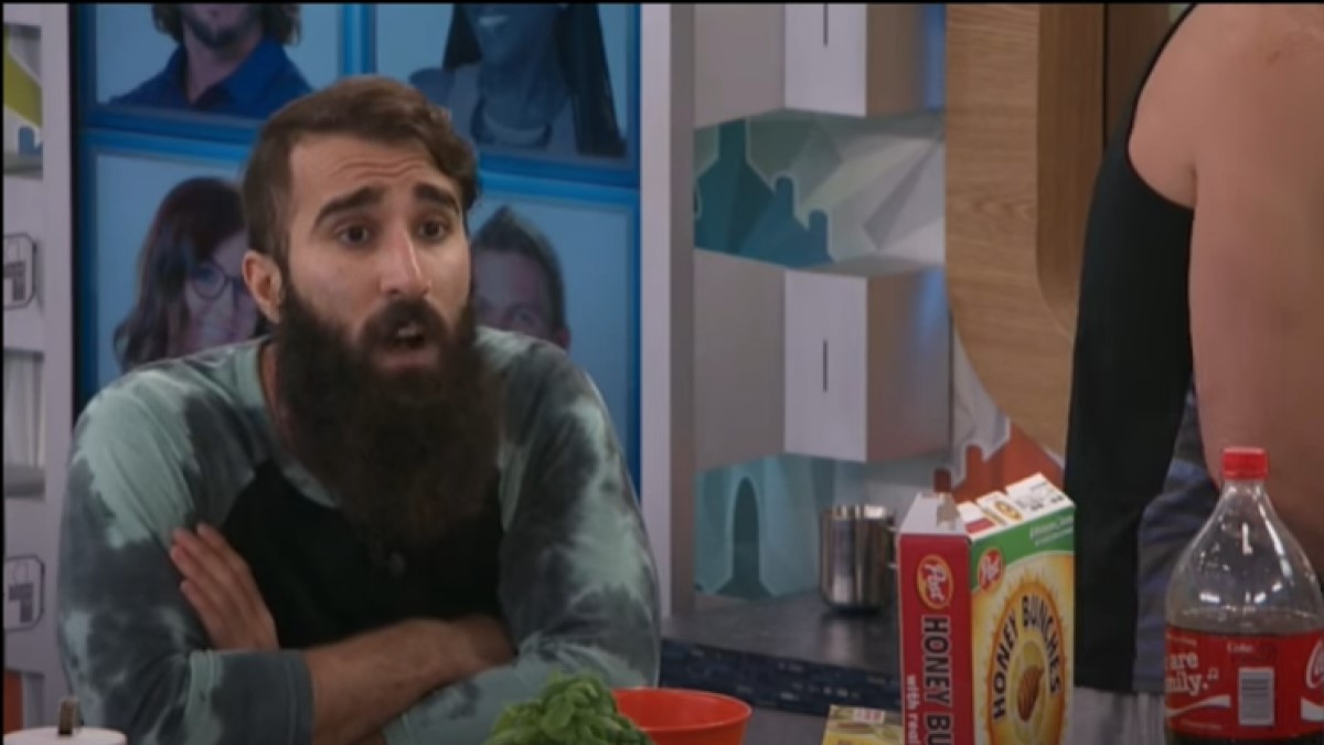 Paul On Big Brother