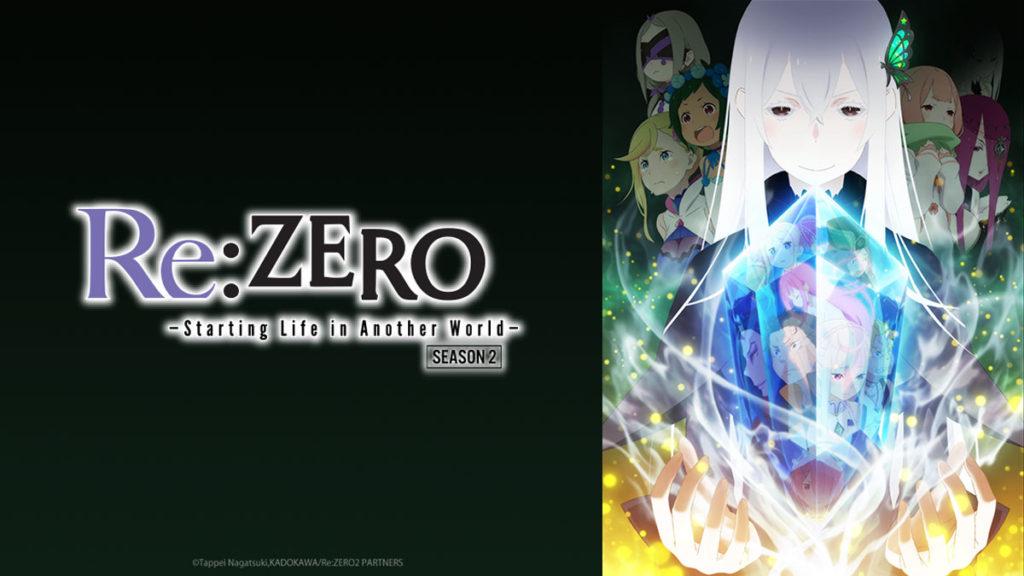 Crunchyroll Re: Zero Season 2