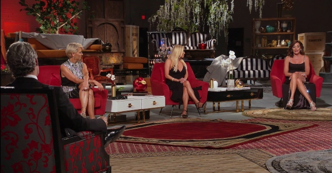 RHONY reunion set to air in September
