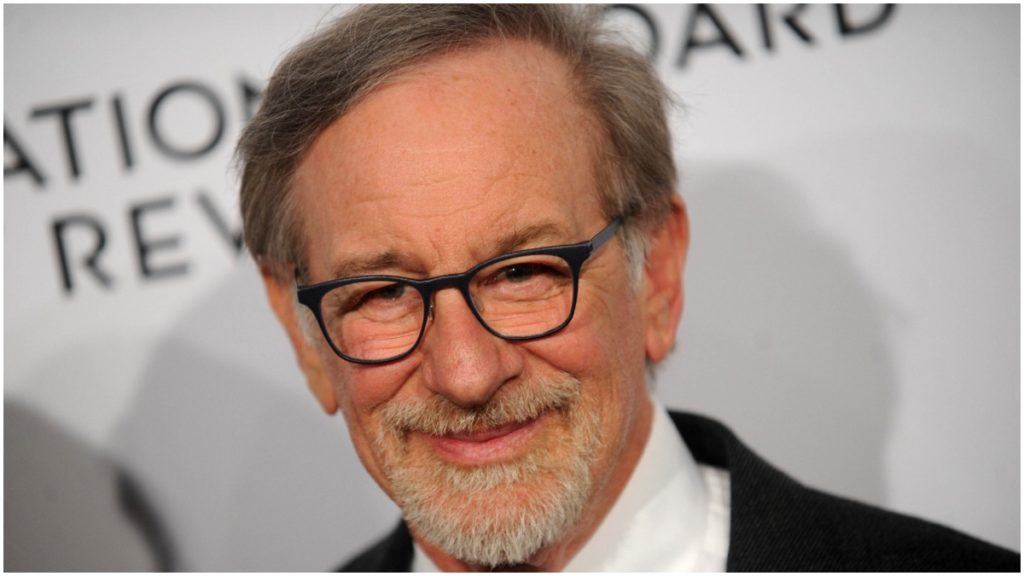 Steven Spielberg on Netflix