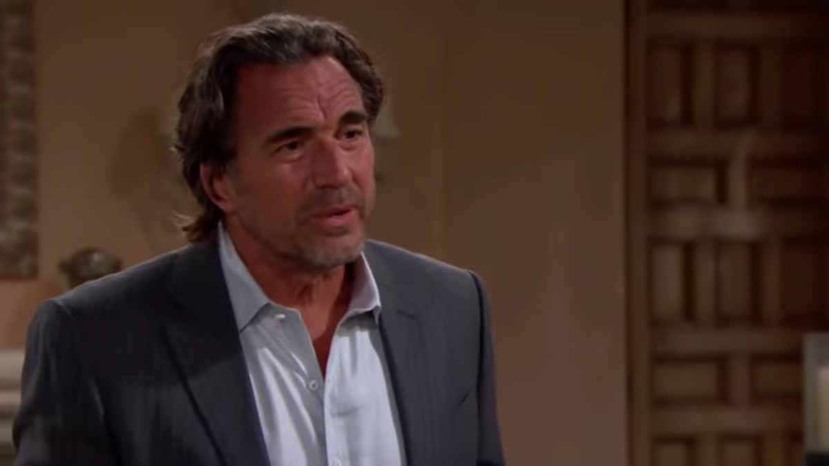 Thorsten Kaye as Ridge Forrester on The Bold and the Beautiful.