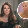Former RHOBH alum Lisa Vanderpump wants to talk with Denise Richards