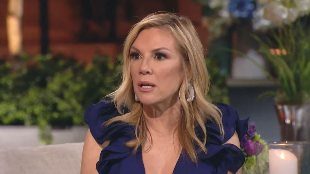 Ramona says Luann and Sonja were late for reunion