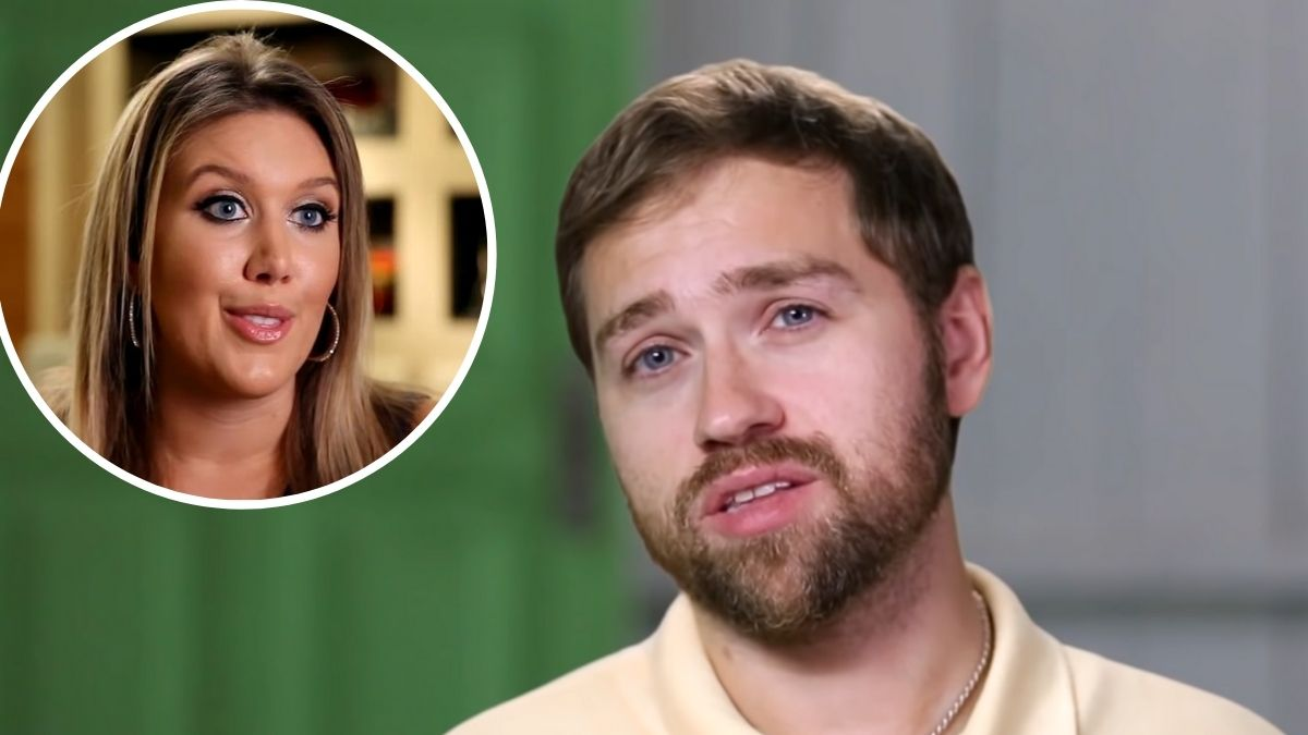 Paul Staehle and Cortney Reardanz from 90 Day Fiance