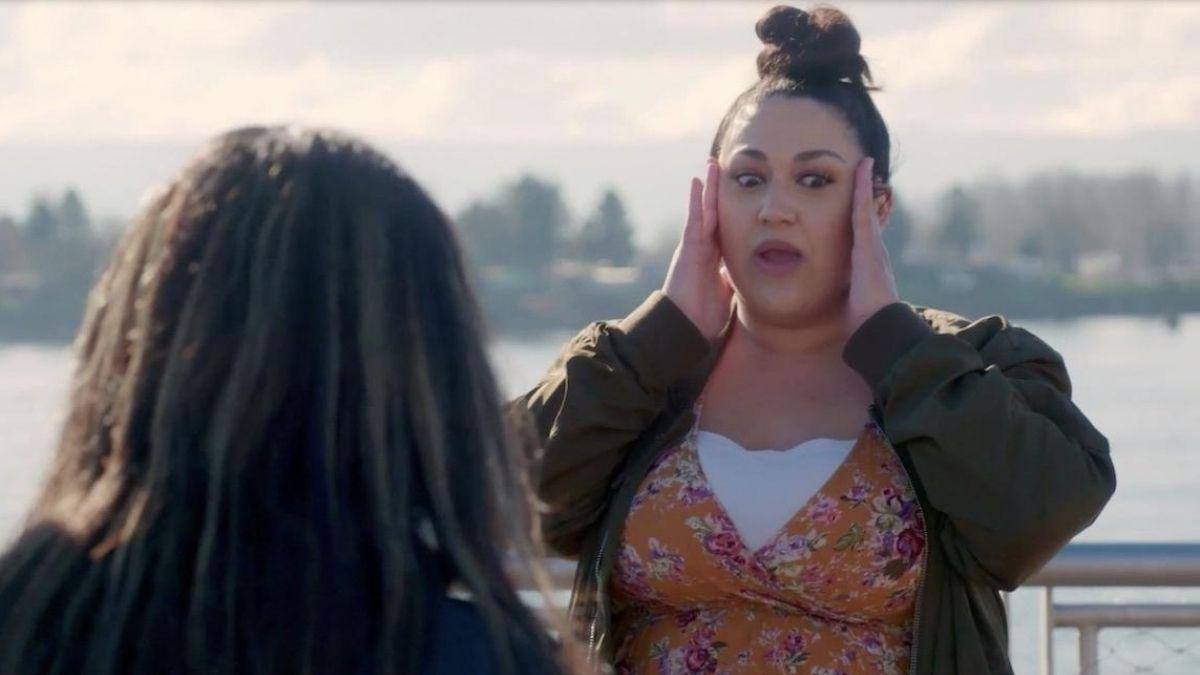 Kalina confronts Asuelu's mom over money