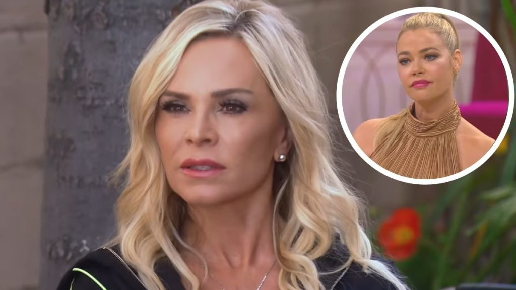 Tamra Judge talks about the affair rumors on RHOBH