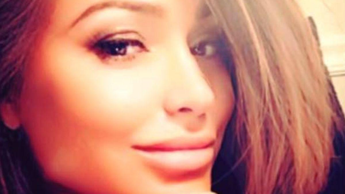 Stacey Silva close up