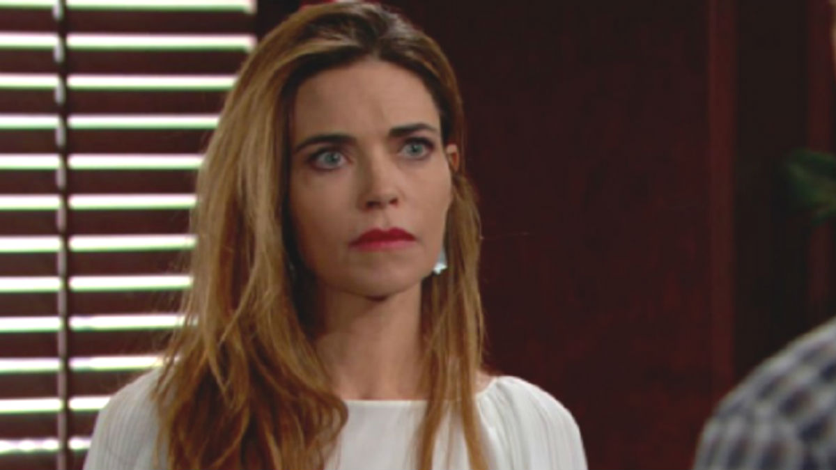 The Young and the Restless spoilers tease Victoria is taking charge.