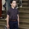 Young Sheldon goes to school