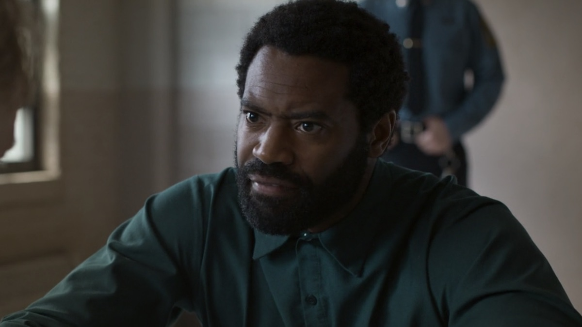 nicholas pinnock as aaron wallace on for life