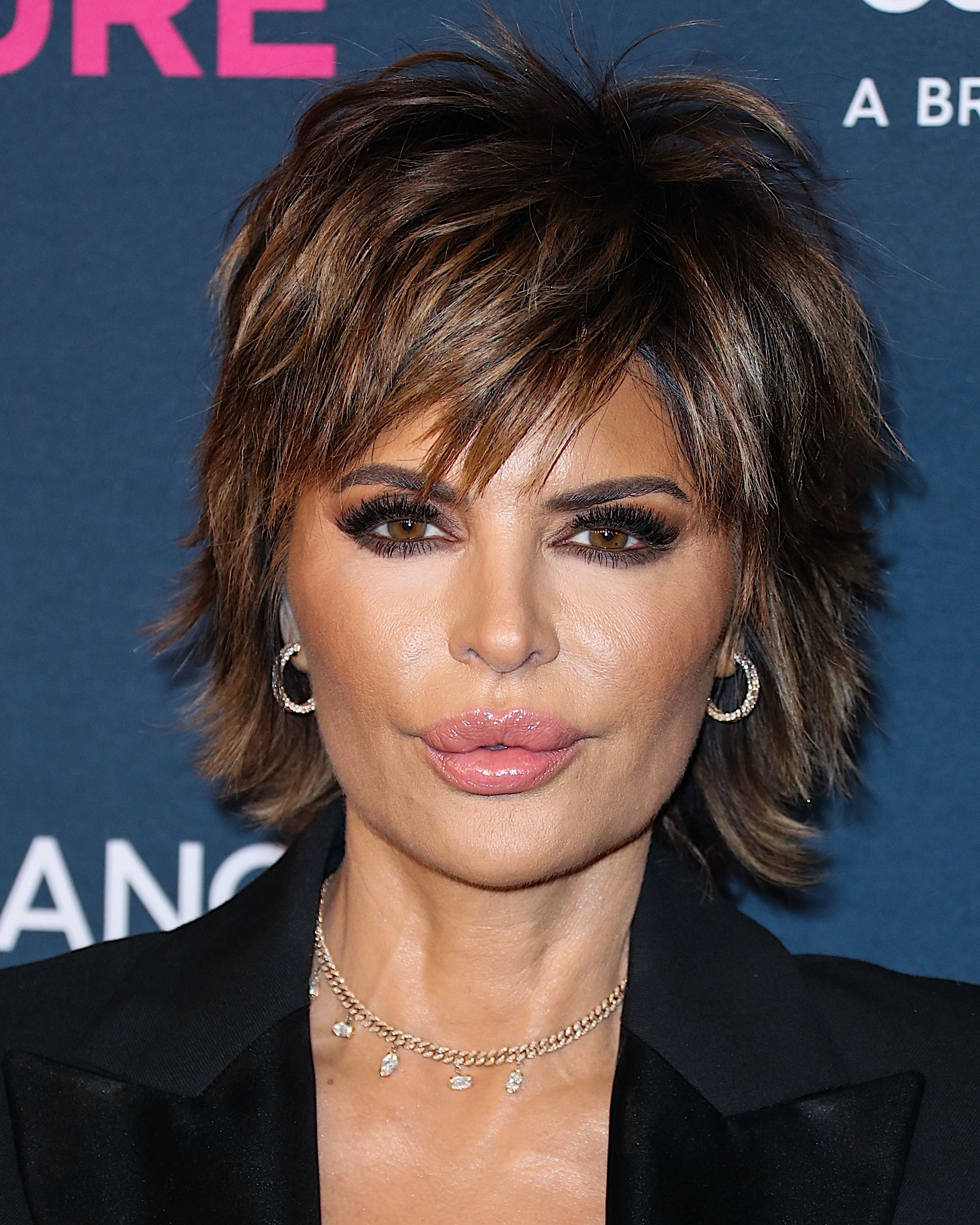 Lisa Rinna at The Women's Cancer Research Fund's An Unforgettable Evening Benefit Gala 2020