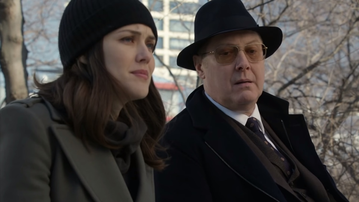 liz keen raymond reddington on the blacklist