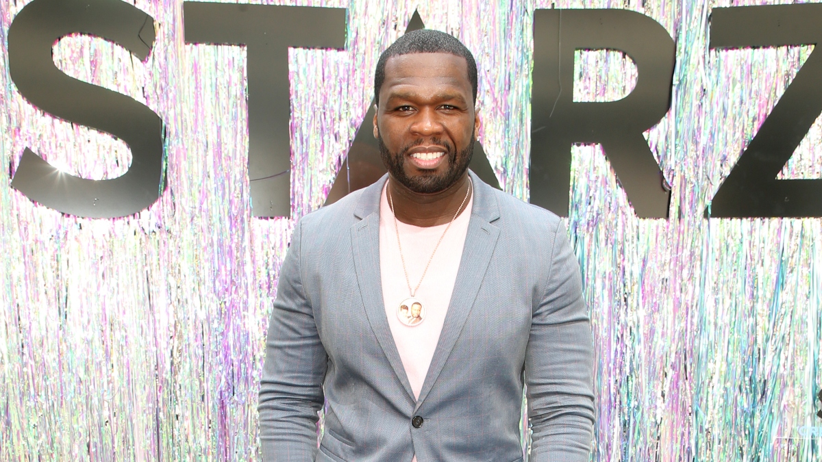 Curtis '50 Cent' Jackson talks Power Book 2