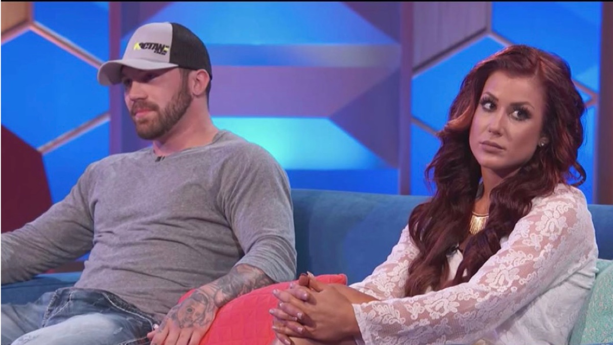 Teen Mom 2 star Chelsea DeBoer ex Adam Lind arrested again